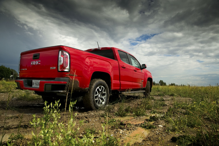 (Review) To truck or not to truck, that is the truck: GMC'S 2015 4×4 Canyon CrewCab - slide 5