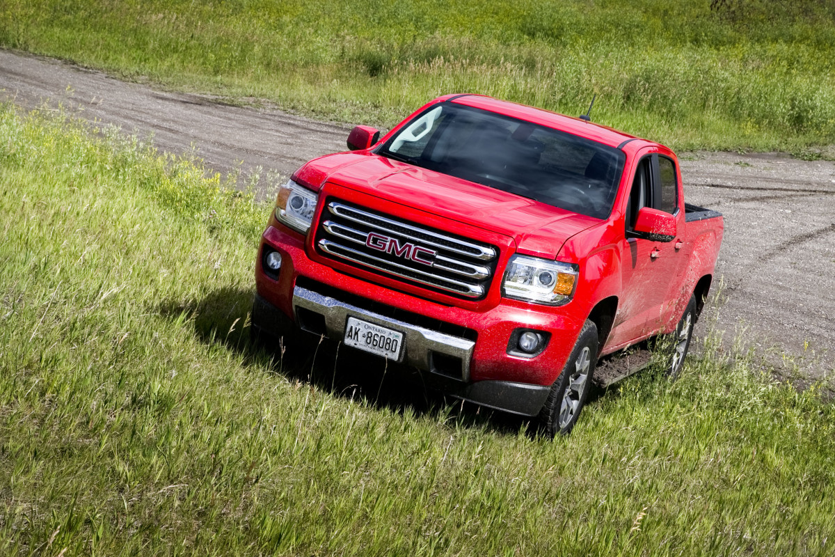 (Review) To truck or not to truck, that is the truck: GMC'S 2015 4×4 Canyon CrewCab - slide 29