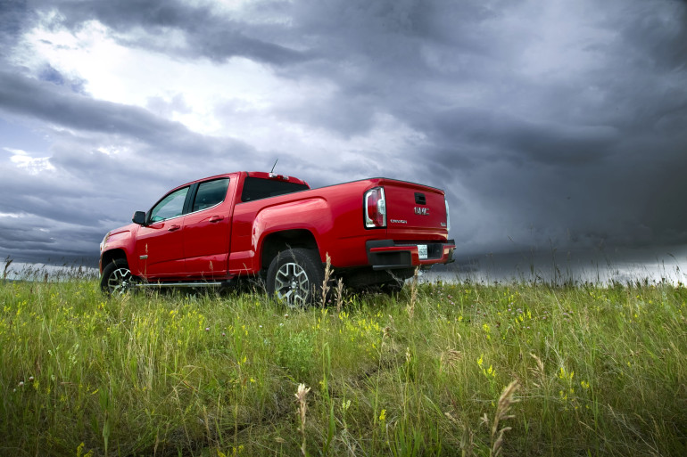 (Review) To truck or not to truck, that is the truck: GMC'S 2015 4×4 Canyon CrewCab - slide 4