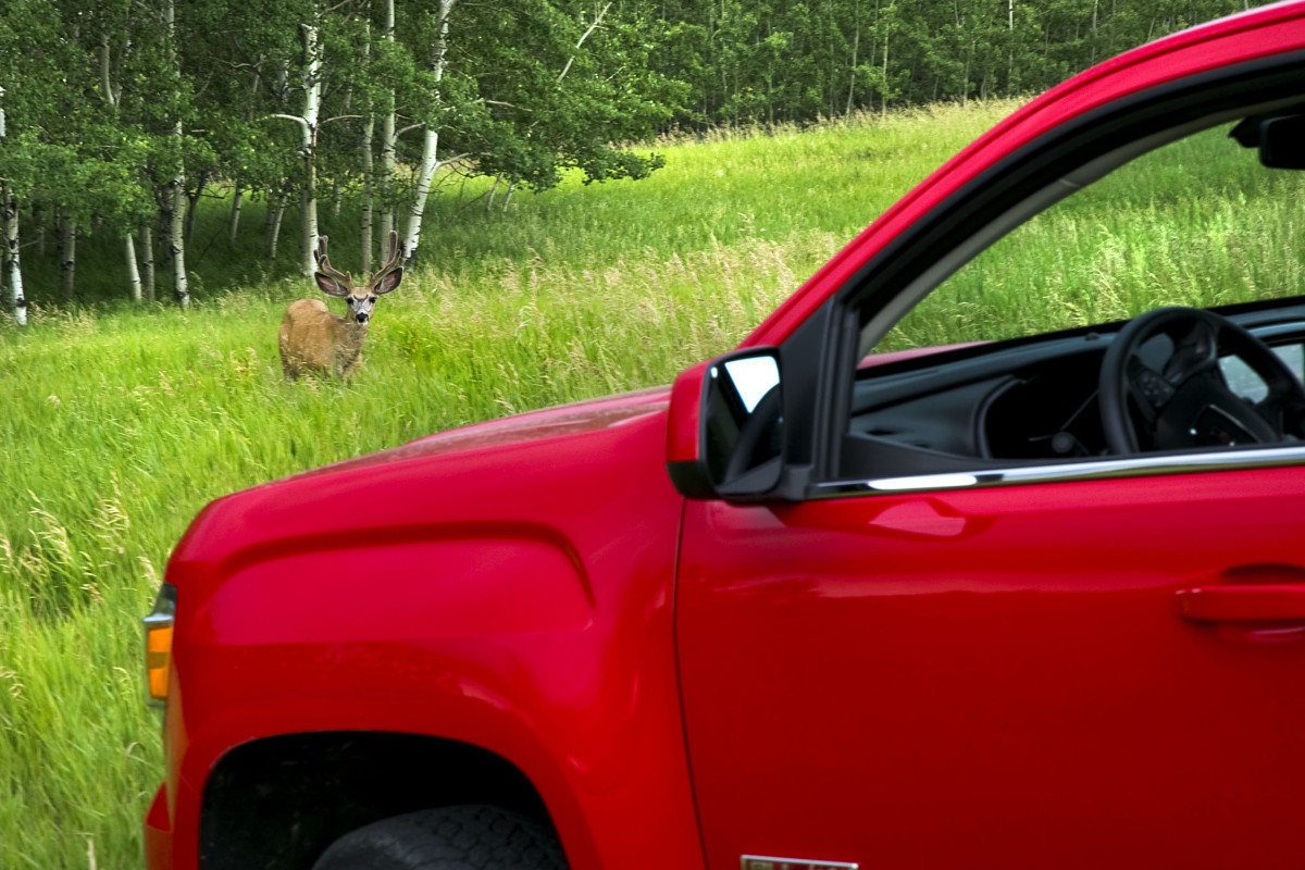 (Review) To truck or not to truck, that is the truck: GMC'S 2015 4×4 Canyon CrewCab - slide 3