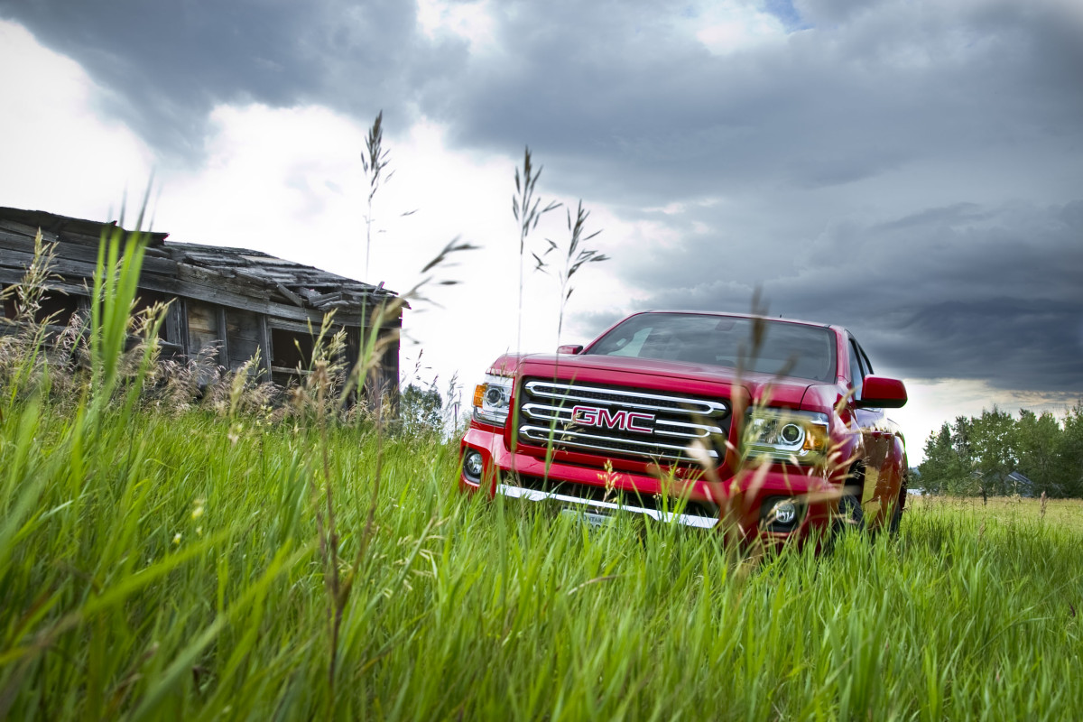 (Review) To truck or not to truck, that is the truck: GMC'S 2015 4×4 Canyon CrewCab - slide 1