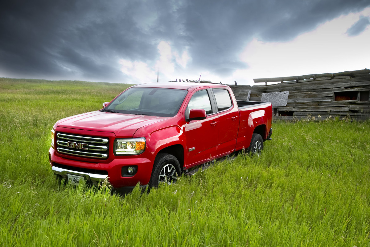 (Review) To truck or not to truck, that is the truck: GMC'S 2015 4×4 Canyon CrewCab - slide 30