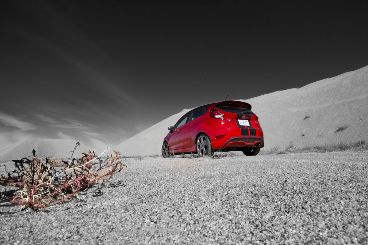 HOLY HATCHBLAST! 200 HP-sauced Fiesta ST gets our nod as CAR OF THE YEAR! - slide 1