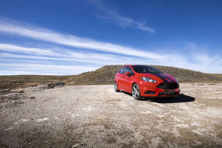 HOLY HATCHBLAST! 200 HP-sauced Fiesta ST gets our nod as CAR OF THE YEAR! - slide 18