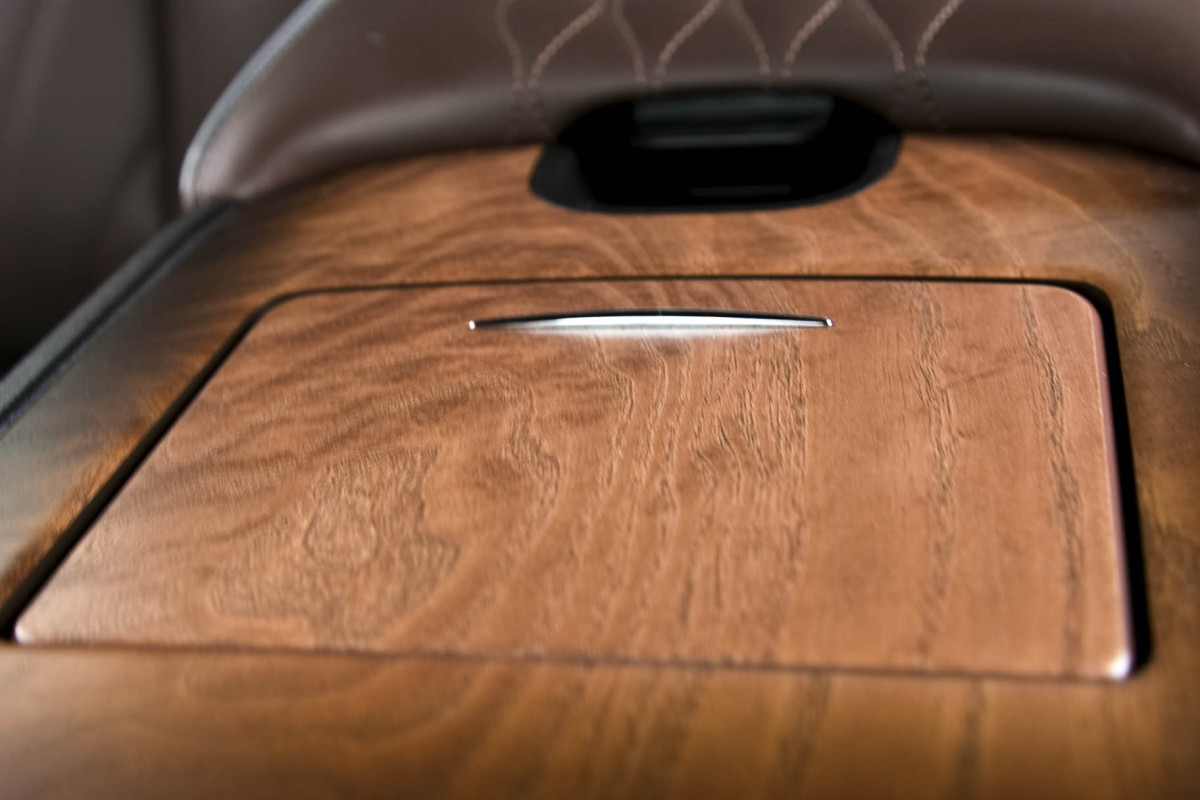 The polarizing flagship of luxury that is Infiniti's expansive QX80 Limited - slide 24