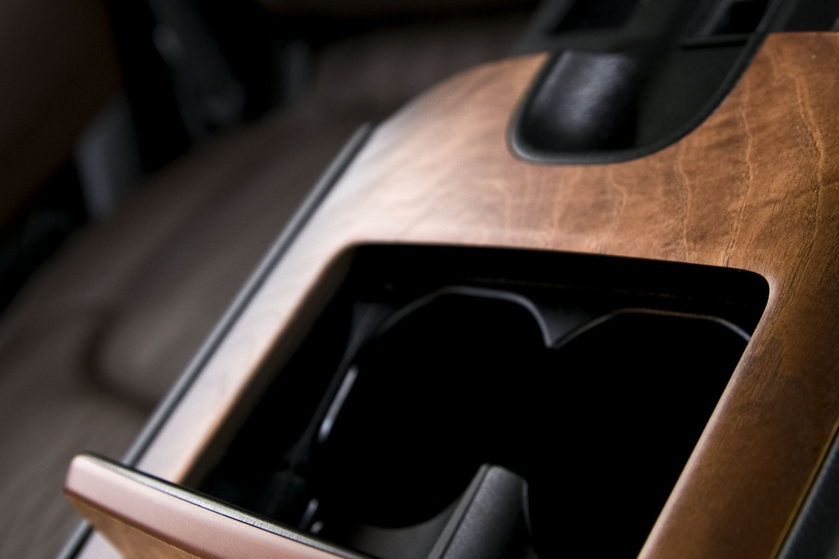 The polarizing flagship of luxury that is Infiniti's expansive QX80 Limited - slide 28