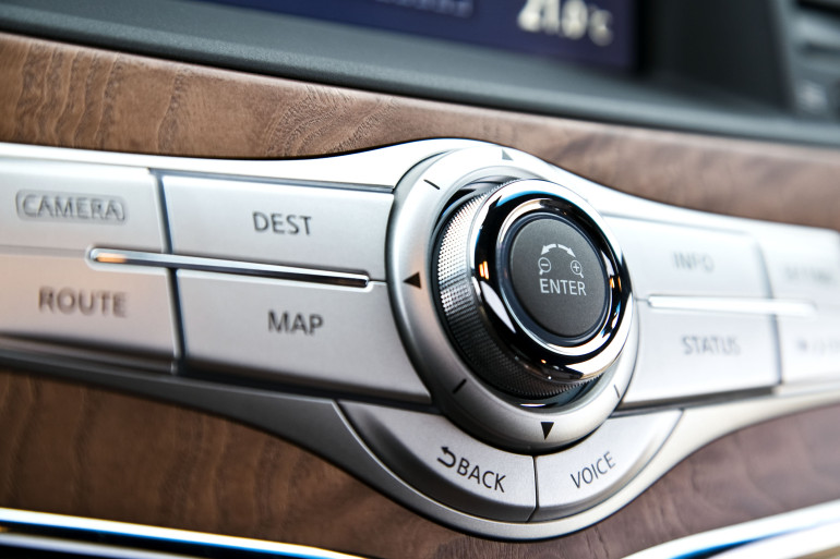 The polarizing flagship of luxury that is Infiniti's expansive QX80 Limited - slide 34