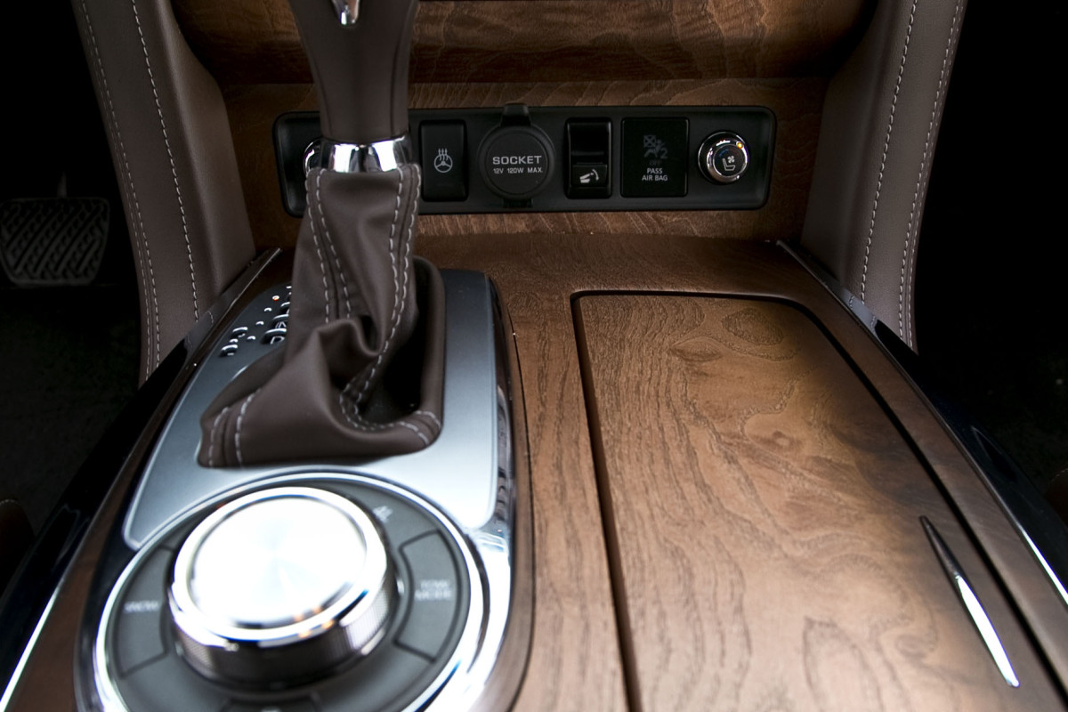 The polarizing flagship of luxury that is Infiniti's expansive QX80 Limited - slide 30