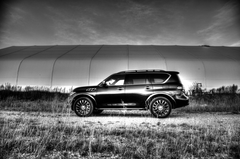 The polarizing flagship of luxury that is Infiniti's expansive QX80 Limited - slide 19