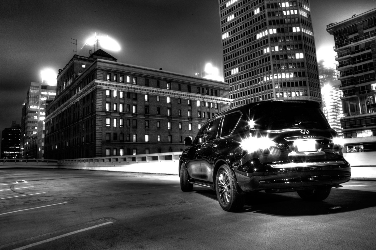 The polarizing flagship of luxury that is Infiniti's expansive QX80 Limited - slide 2