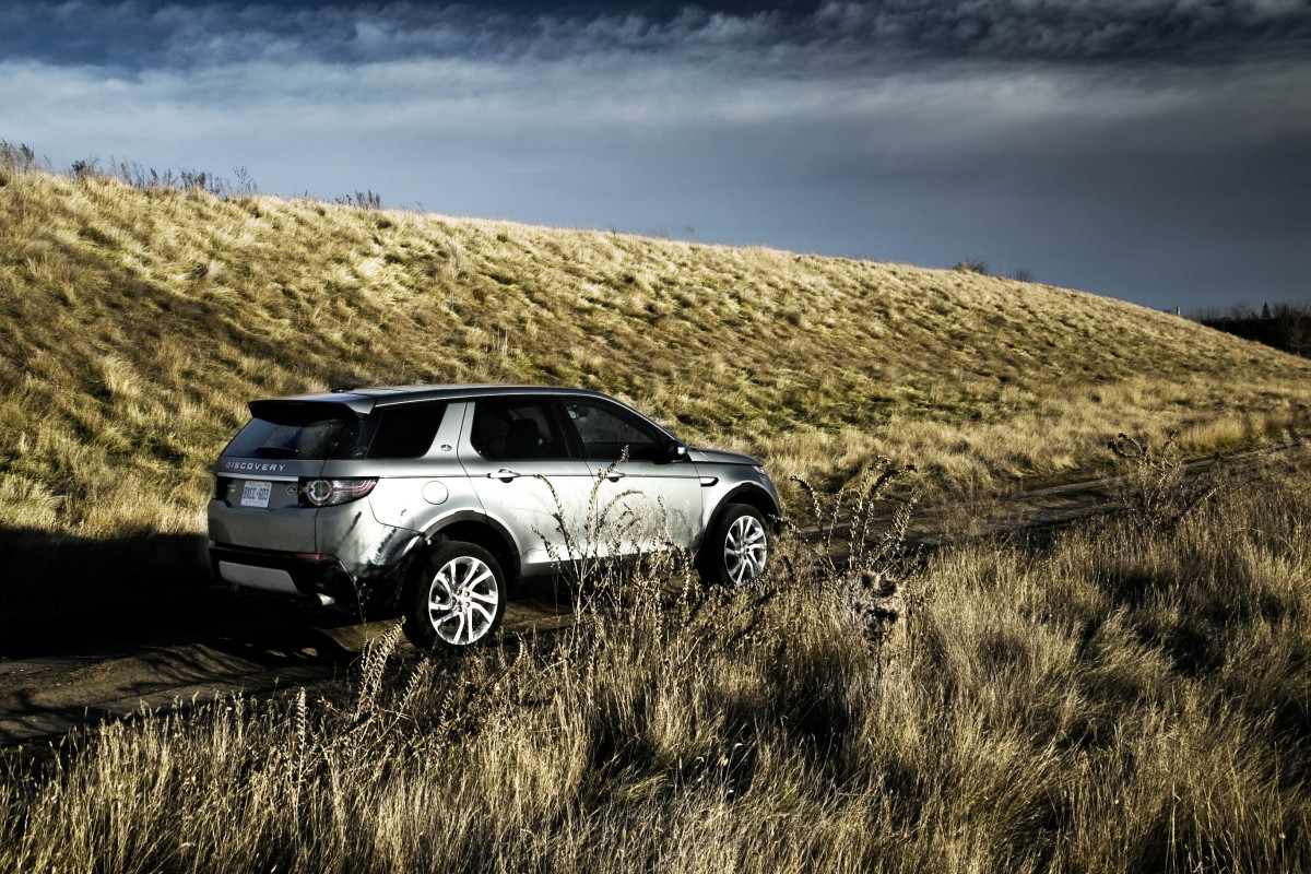 Disco Very! Land Rover's revised Discovery Sport cleans up on the off-road dance floor - slide 6