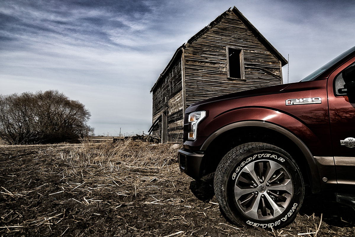King of the Ranch vs Lincoln of the Lake (F-150 v MKX) - slide 5