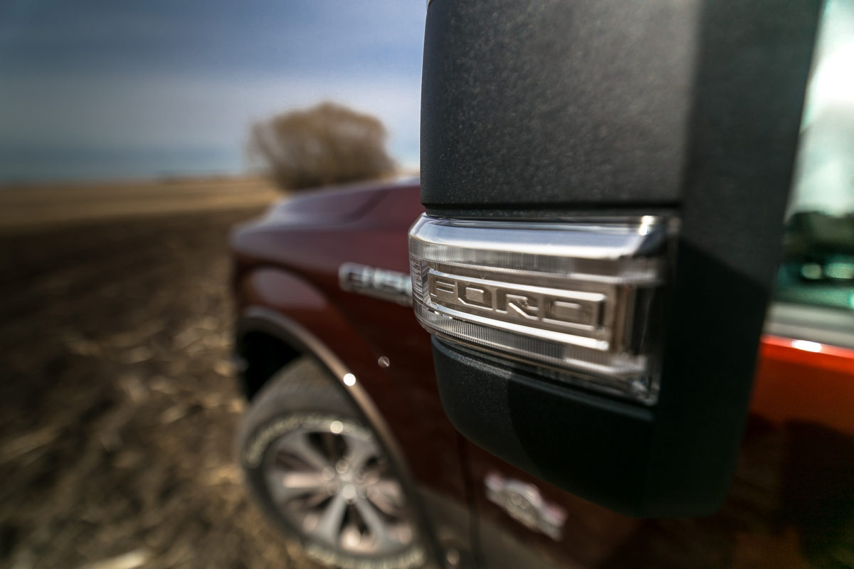 King of the Ranch vs Lincoln of the Lake (F-150 v MKX) - slide 6