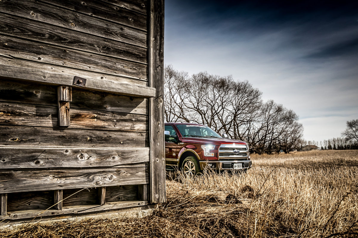 King of the Ranch vs Lincoln of the Lake (F-150 v MKX) - slide 9
