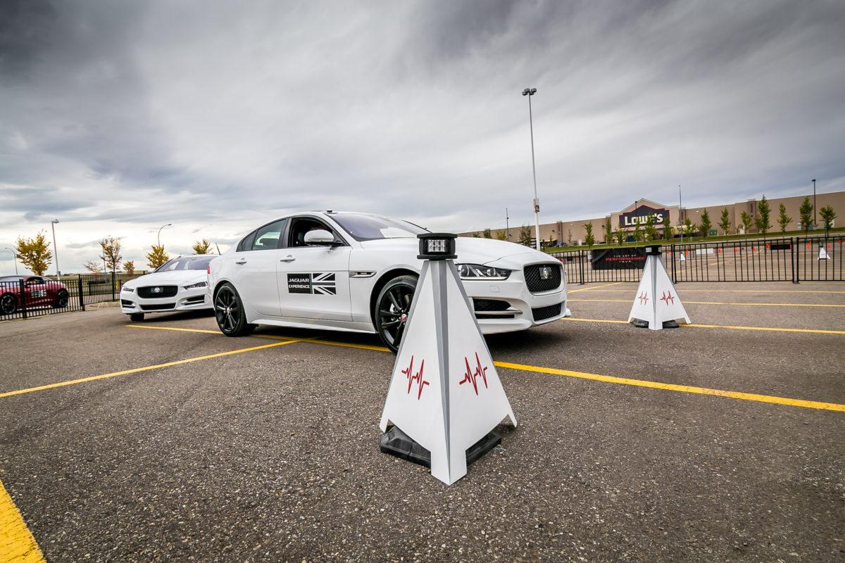 Jaguar Experience: The Parking Lot Sessions - slide 1