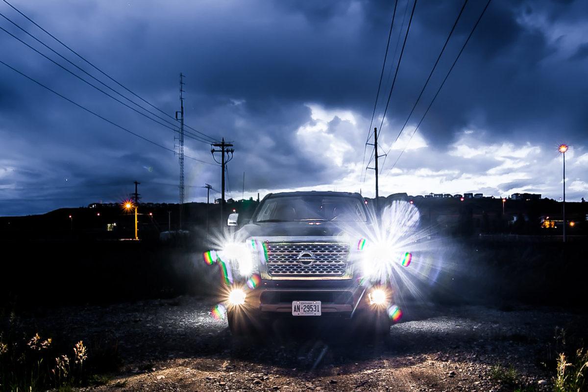 The stuff of huuuge; Nissan's 2016 Cummin turbo-dieseled TITAN XD upps the big! - slide 12