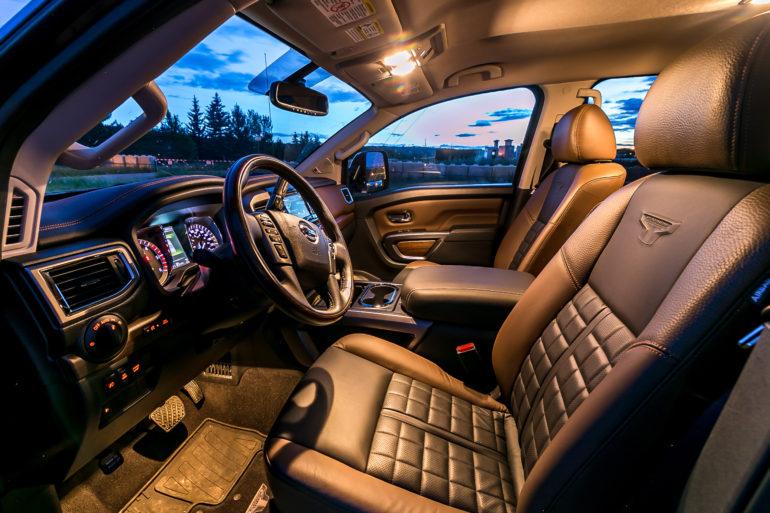 The stuff of huuuge; Nissan's 2016 Cummin turbo-dieseled TITAN XD upps the big! - slide 13