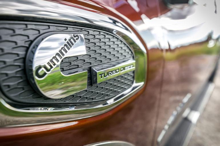 The stuff of huuuge; Nissan's 2016 Cummin turbo-dieseled TITAN XD upps the big! - slide 4