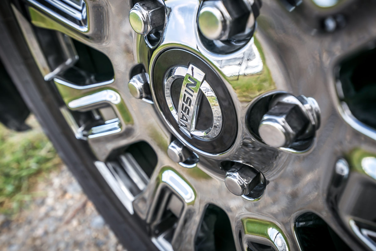 The stuff of huuuge; Nissan's 2016 Cummin turbo-dieseled TITAN XD upps the big! - slide 19