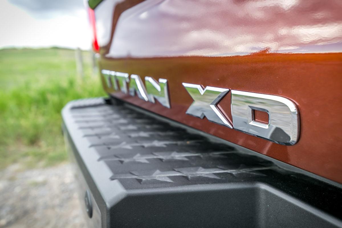 The stuff of huuuge; Nissan's 2016 Cummin turbo-dieseled TITAN XD upps the big! - slide 24