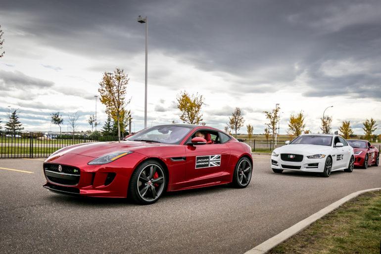Jaguar Experience: The Parking Lot Sessions - slide 2