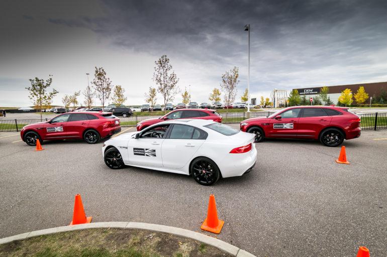 Jaguar Experience: The Parking Lot Sessions - slide 3