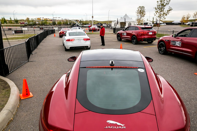 Jaguar Experience: The Parking Lot Sessions - slide 7