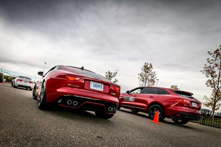 Jaguar Experience: The Parking Lot Sessions - slide 8