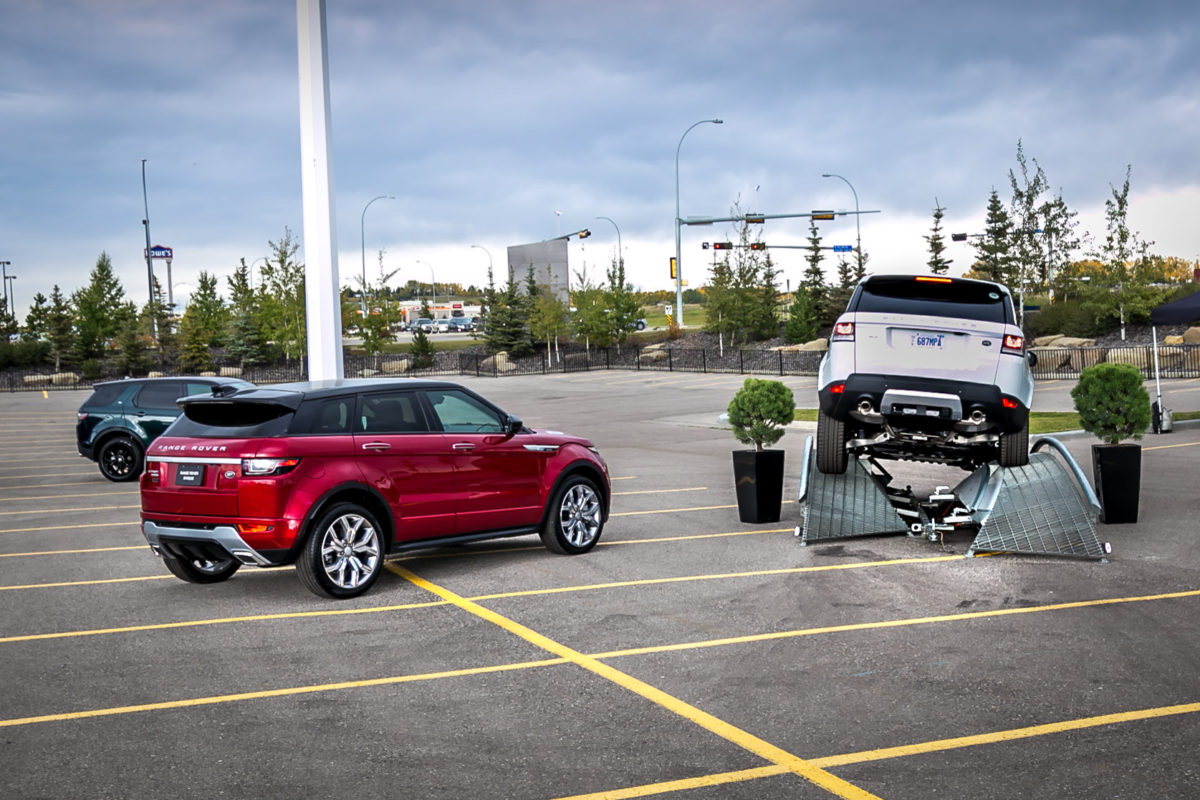 Jaguar Experience: The Parking Lot Sessions - slide 12