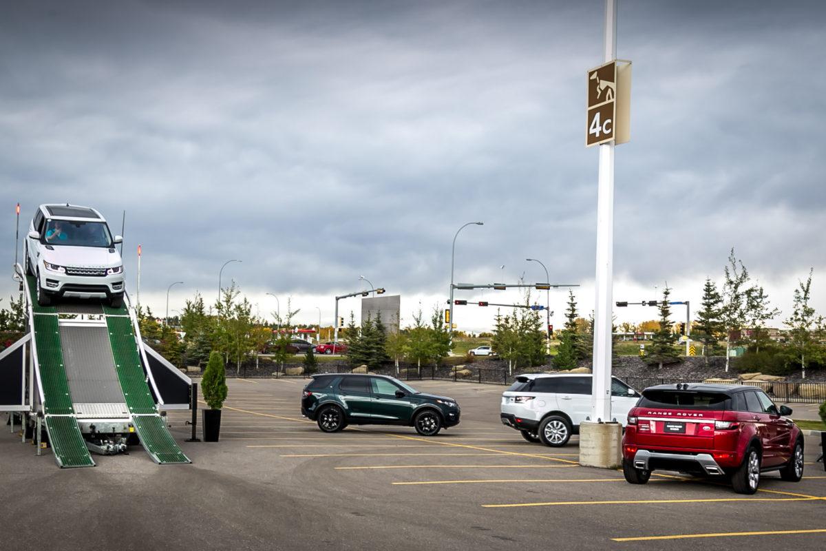 Jaguar Experience: The Parking Lot Sessions - slide 13