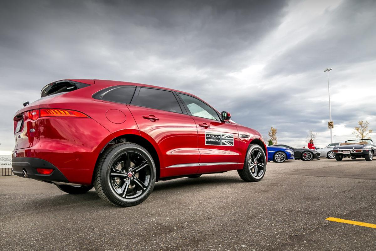 Jaguar Experience: The Parking Lot Sessions - slide 14