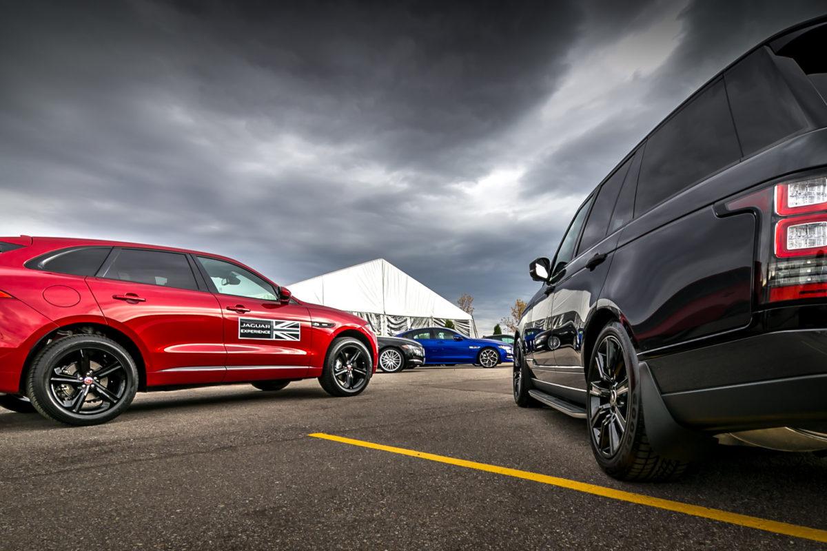 Jaguar Experience: The Parking Lot Sessions - slide 15