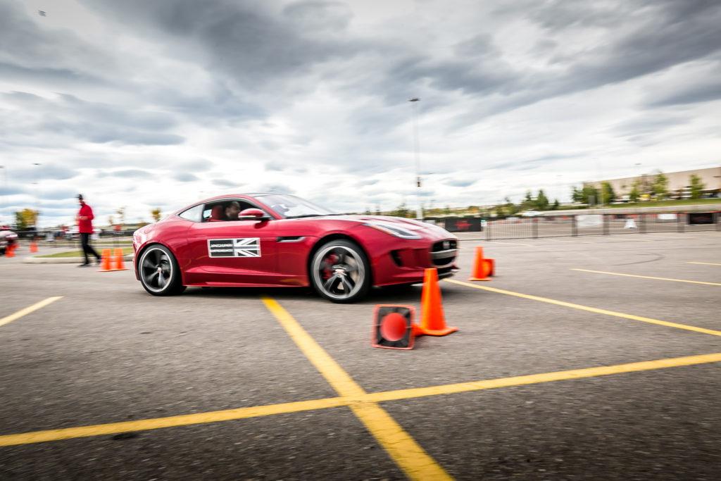 Jaguar's 550 hp F-type R has ignition