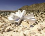 James Whitaker's Joshua Tree Residence to erupt shipping containers into the California desert