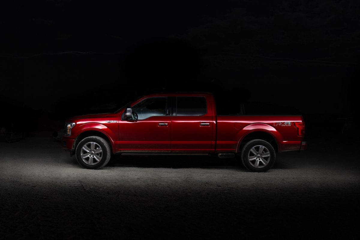 70 years on – Ford's iconic F-150 continues to move the people