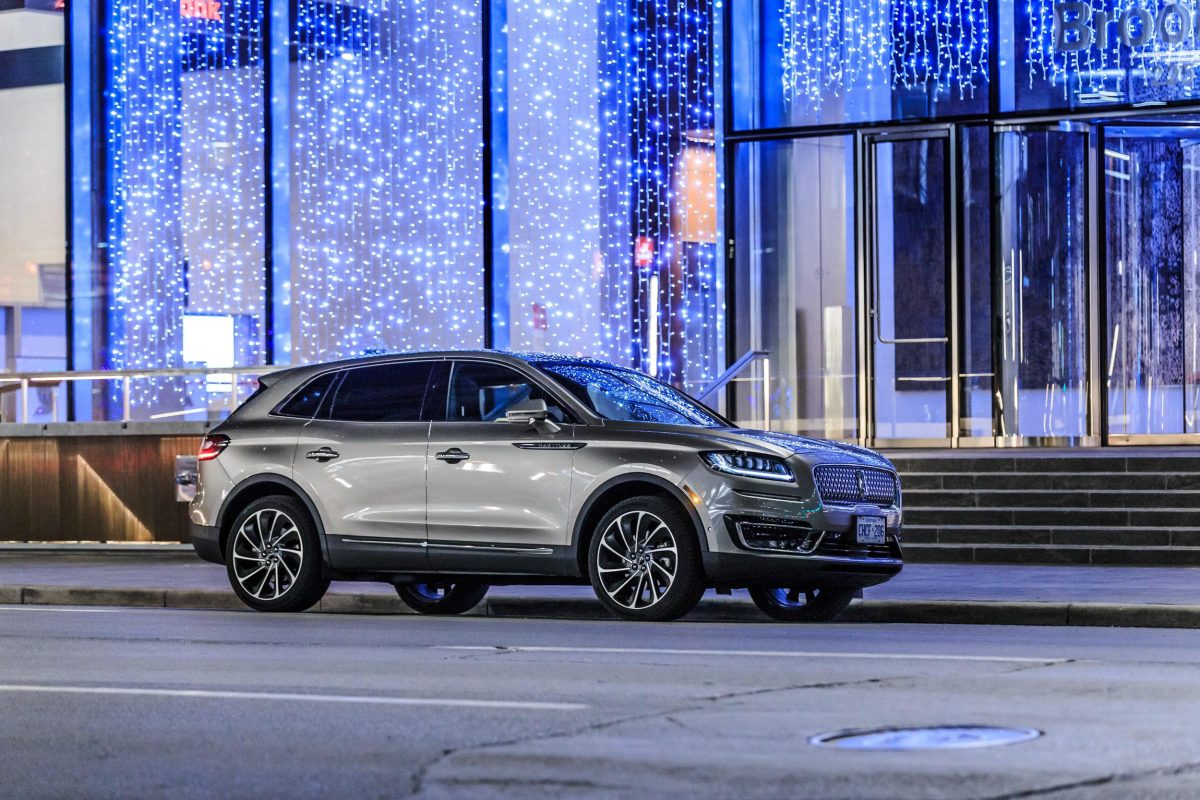 Lincoln's twin-turbo infused Nautilus takes over where the MKX left off