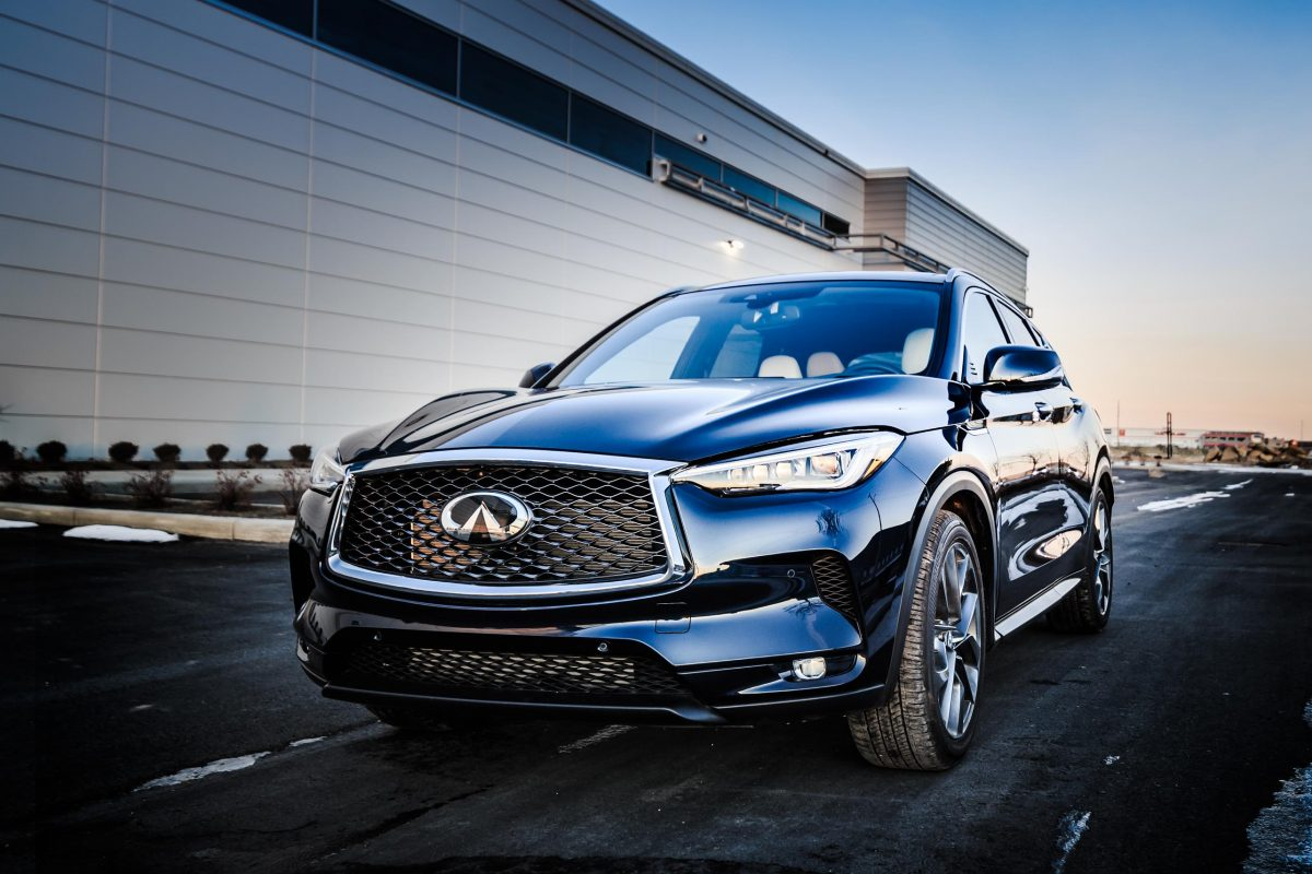 Engineering wunderkind – Infiniti's 2019 QX50 features the world's first variable-compression engine