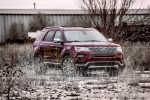 Exploring Ford's 2019  Explorer in Platinum form