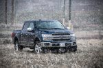 Winter Wonder Bam: Ford's F-150 King Ranch goes Arya Stark on Alberta White Walker's winter arses.