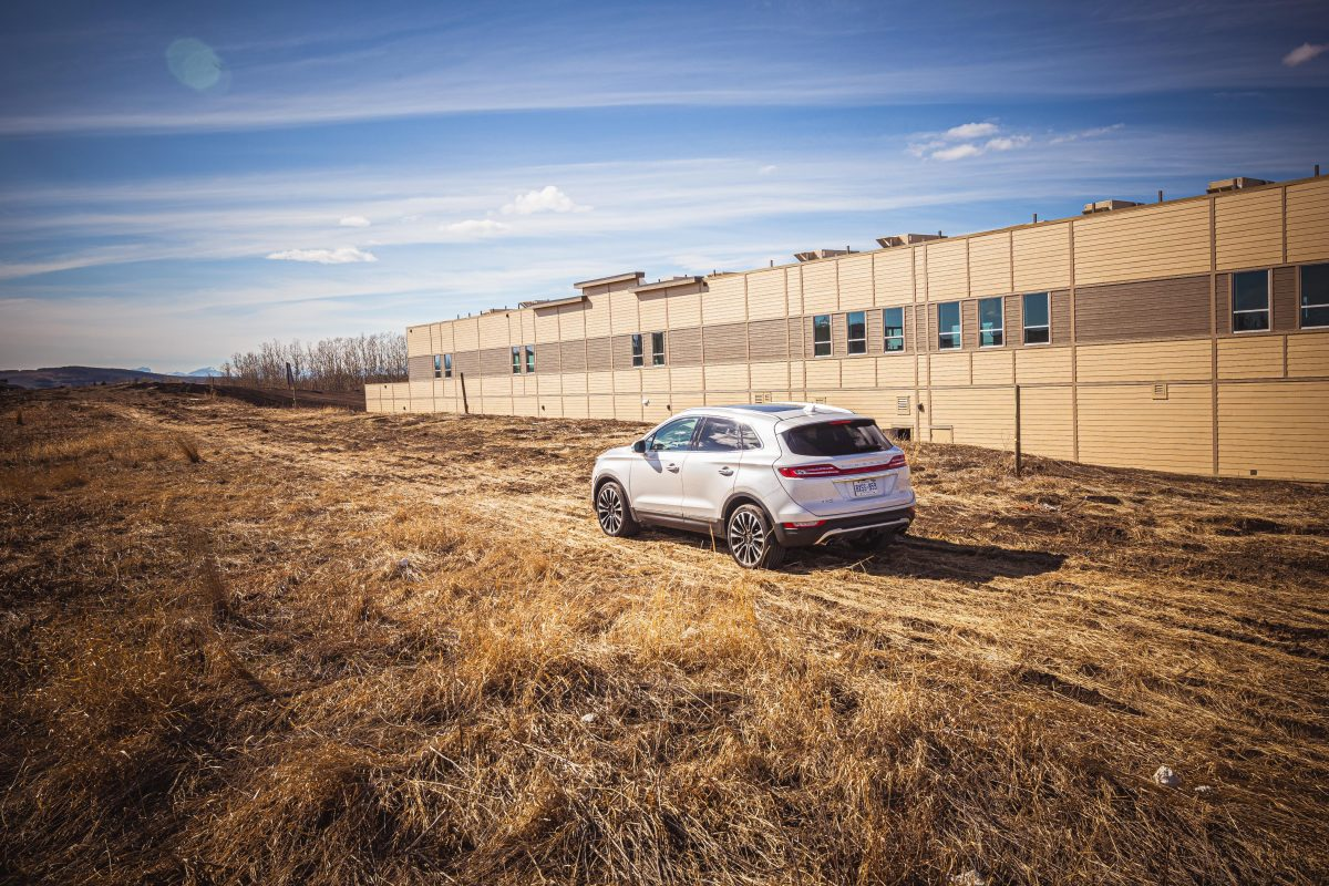 Lincoln's redesigned MKC for 2019  is anything but an entry-level offering.