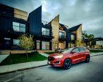 Rakish lines & a 335 hp V6 put Ford's 2020 Edge ST as a sharp crossover option