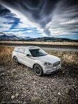 Flying around Banff in Lincoln's lofty Aviator Reserve aka. Our SUV of the Year