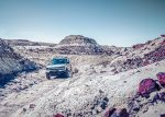 Putting Ford's Bronco Sport Badlands ute thru the paces in Drumheller