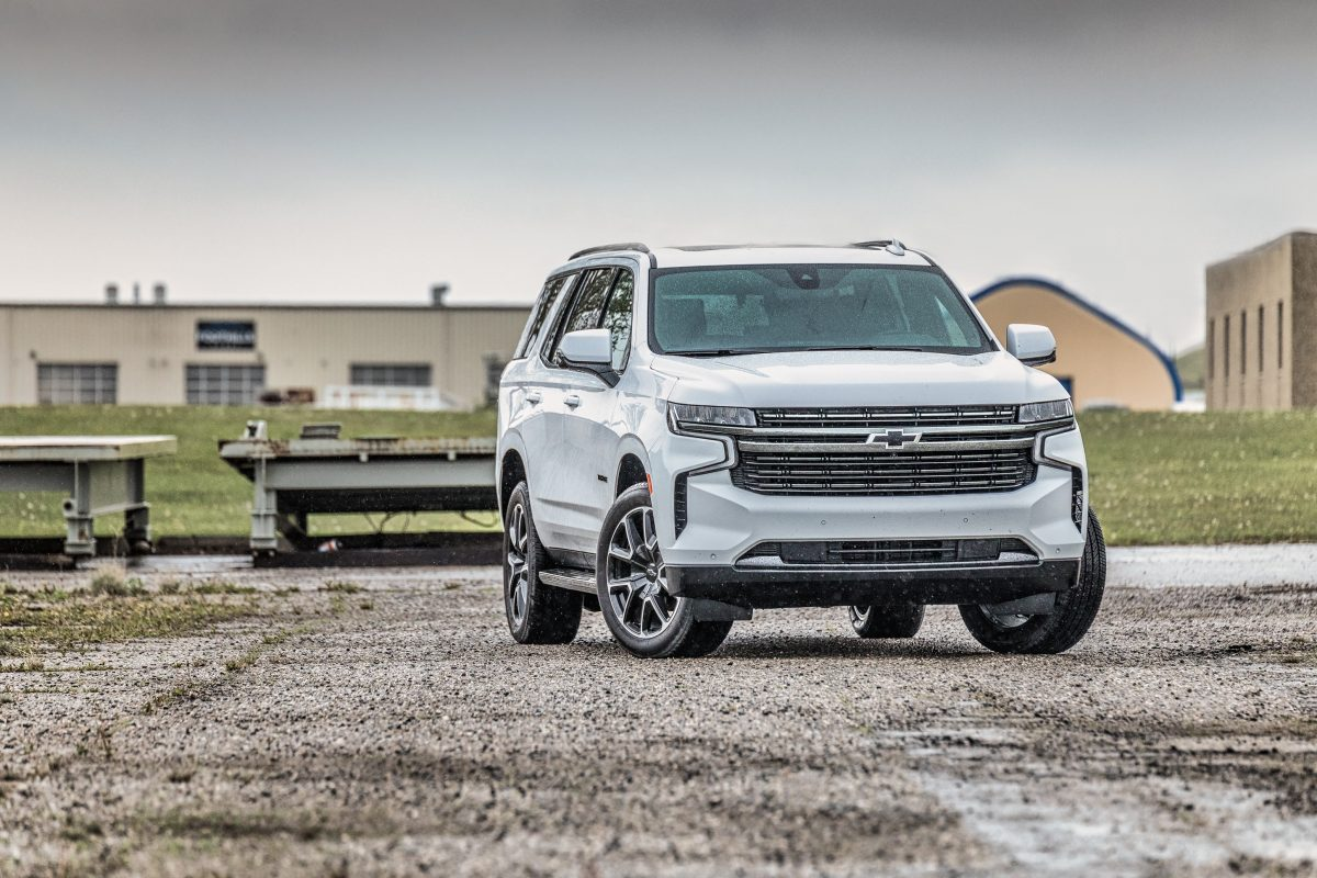 2021 Chevy Tahoe RST Diesel delivers mileage for the masses
